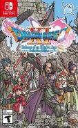Dragon Quest XI S NA cover