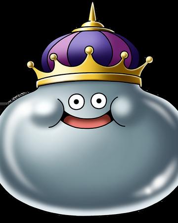 Metal King Slime Dragon Quest Wiki Fandom