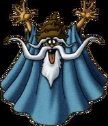 DQXI - Wizened wizard