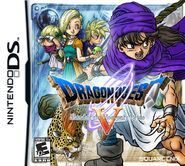 Dragon Quest V DS NA
