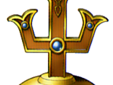 Saint's ashes