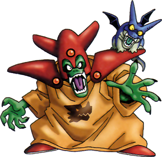 Vis mager (Dragon Quest VII)