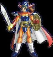Hero DQ1 Artwork