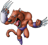 DQXIS - Jumping jackal