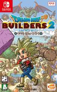 Dragon Quest Builders 2 Switch ko