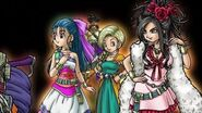 Dragon Quest V Hand of the Heavnly Bride - iOS Android Trailer-0