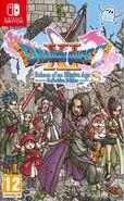 Dragon Quest XI S EU cover