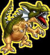 DQMBRV - Green dragon
