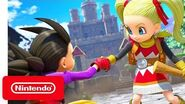 DRAGON QUEST BUILDERS 2 - Launch Trailer - Nintendo Switch