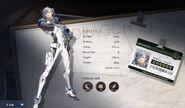 Memory-Finger-Profile