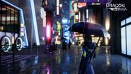 Johann Chu Rainy Tokyo