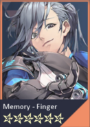 Memory-Finger