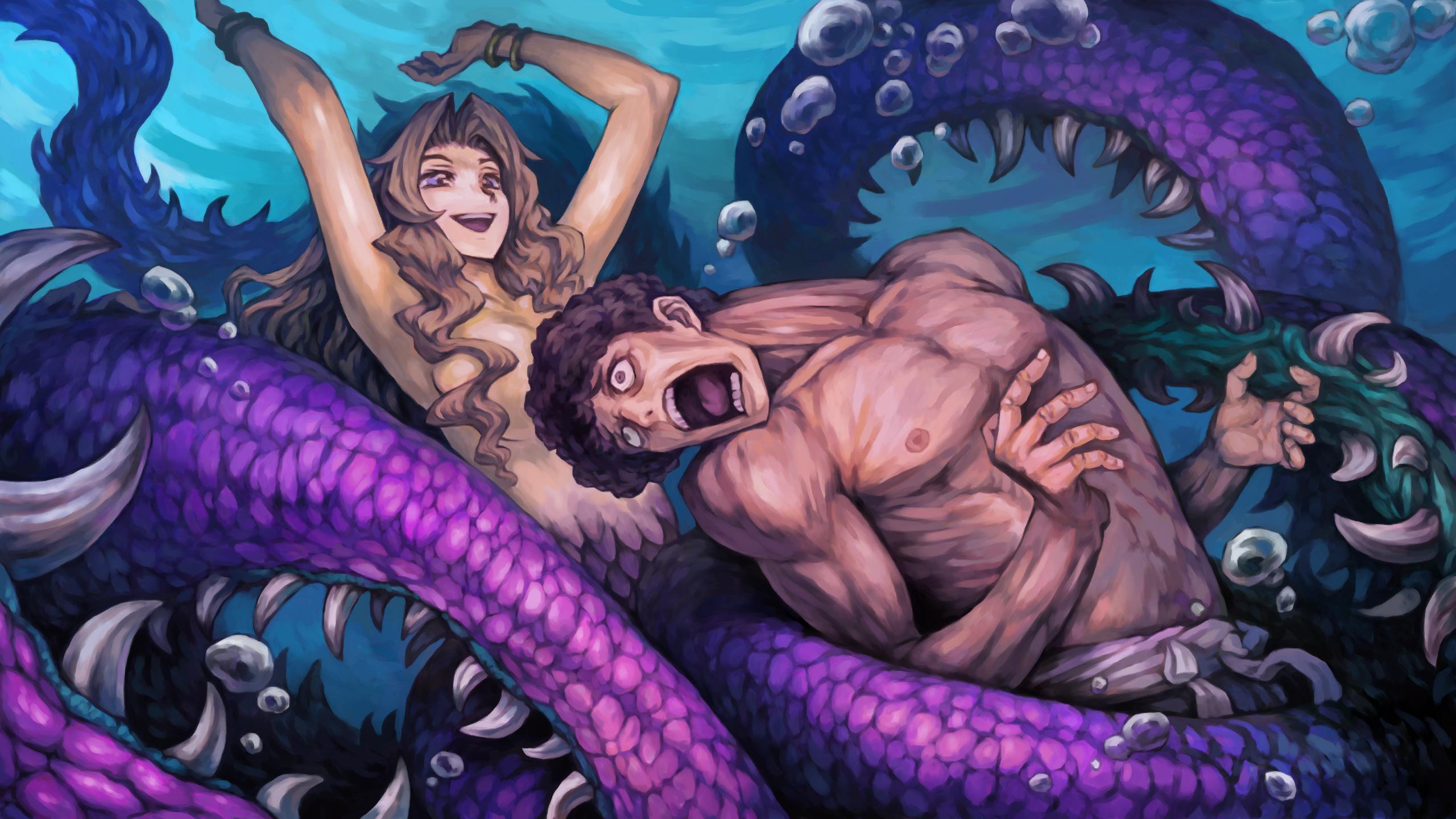Scylla in the Depths