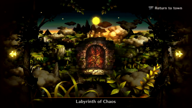 Labyrinth of Chaos selection screen.png