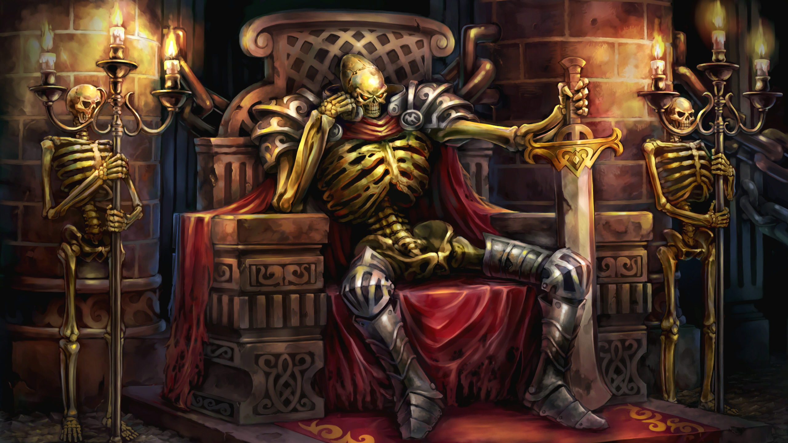 Lord of the Undead Swordsmen