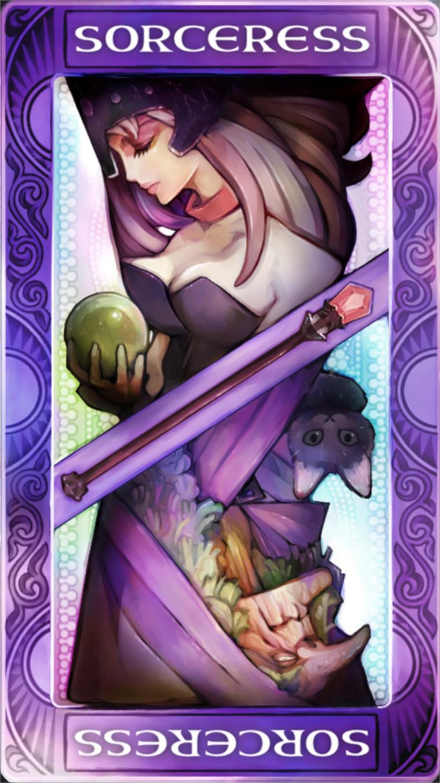 Sorceress/Skills