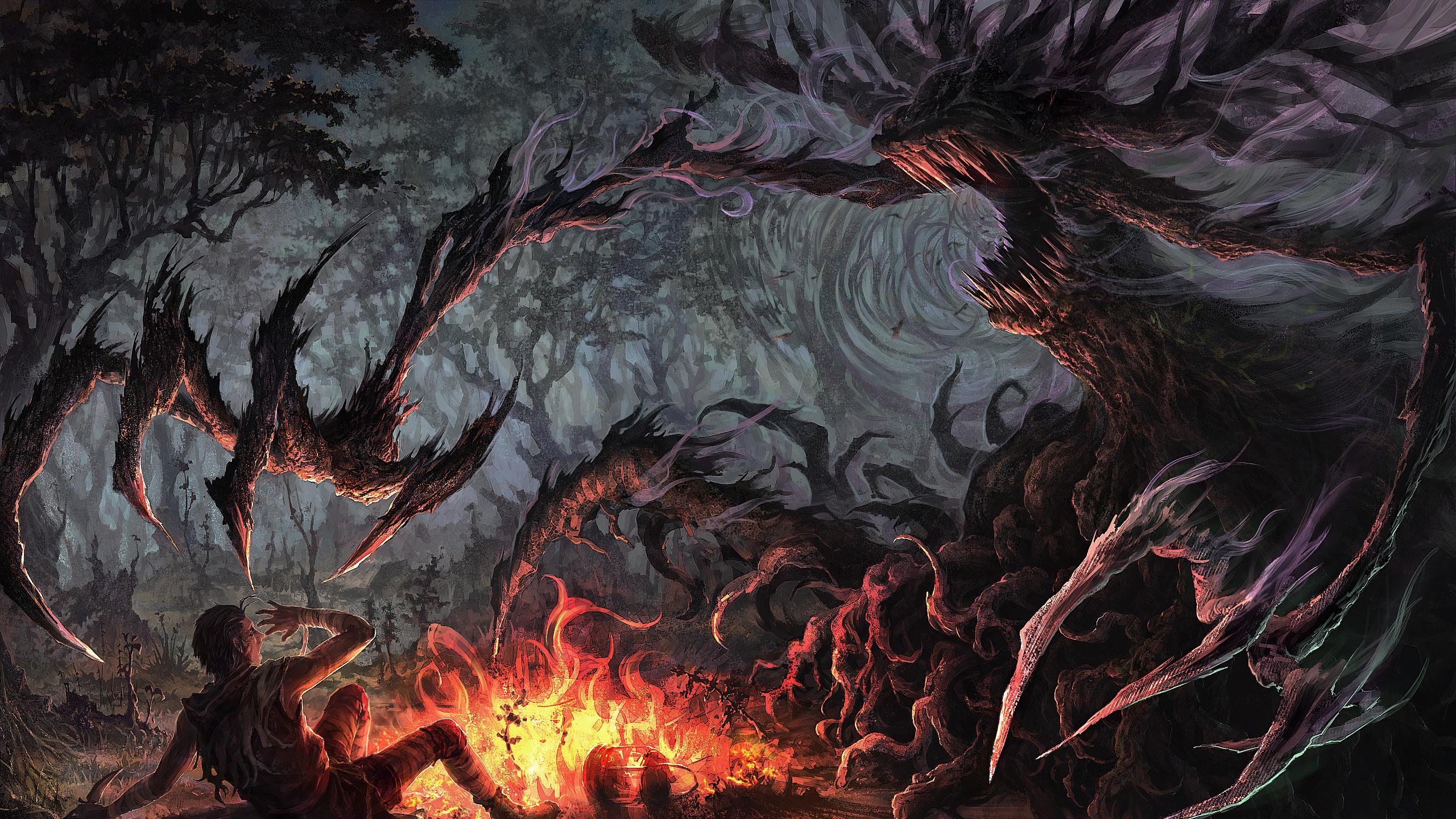 Tree Tumult