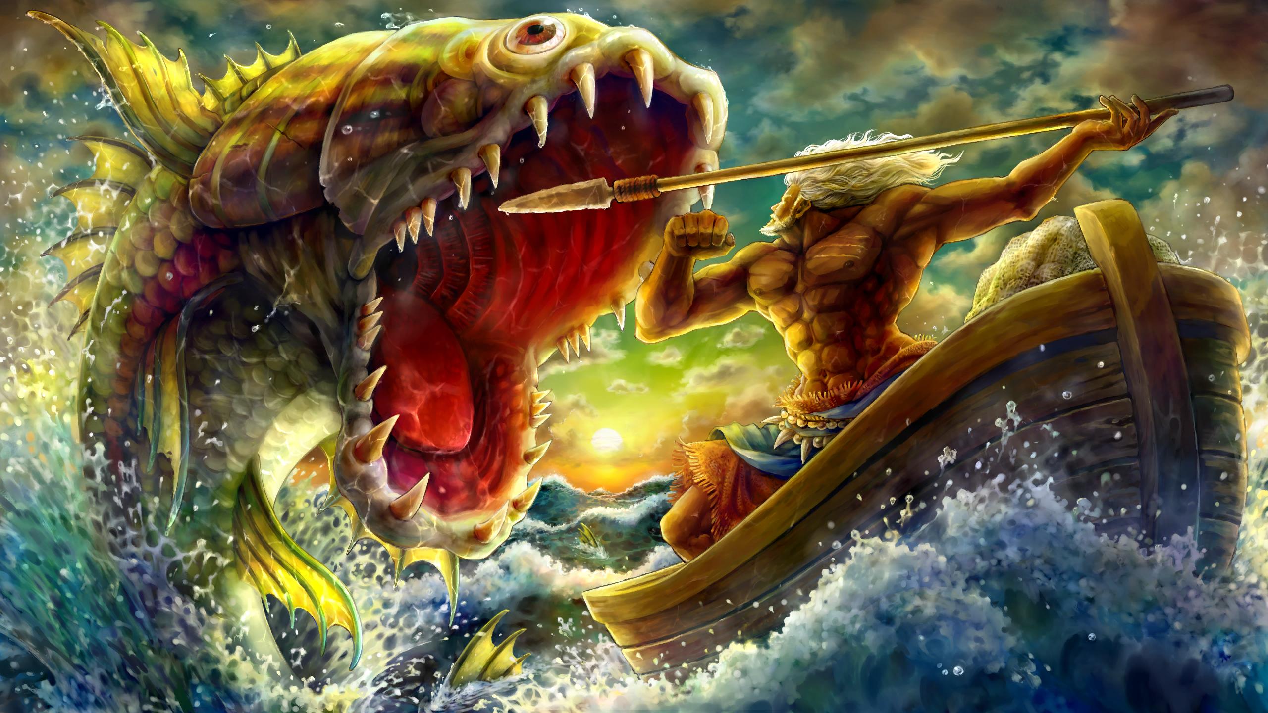Sea God's Envoy