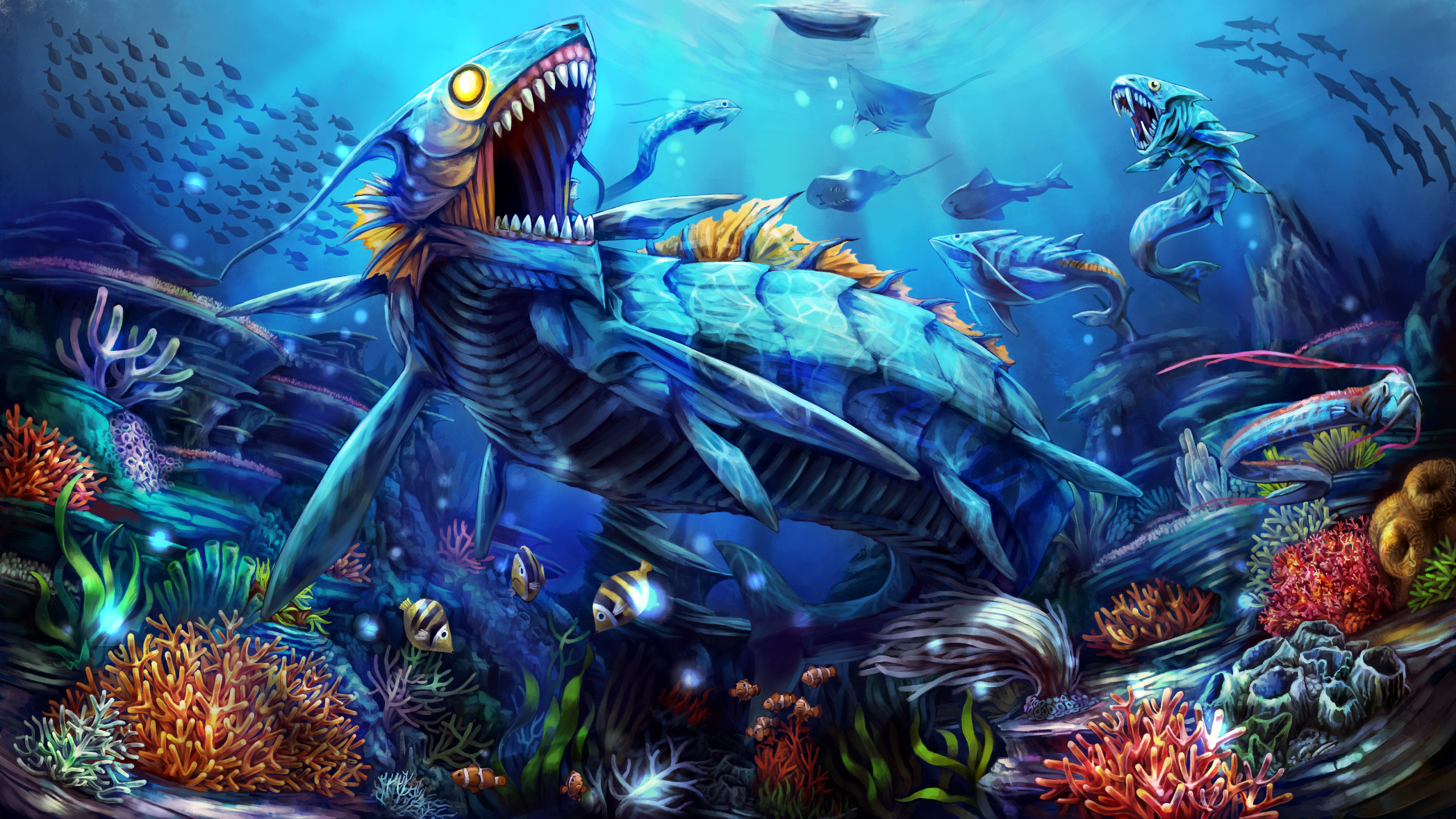 The Mythical Sea Serpent