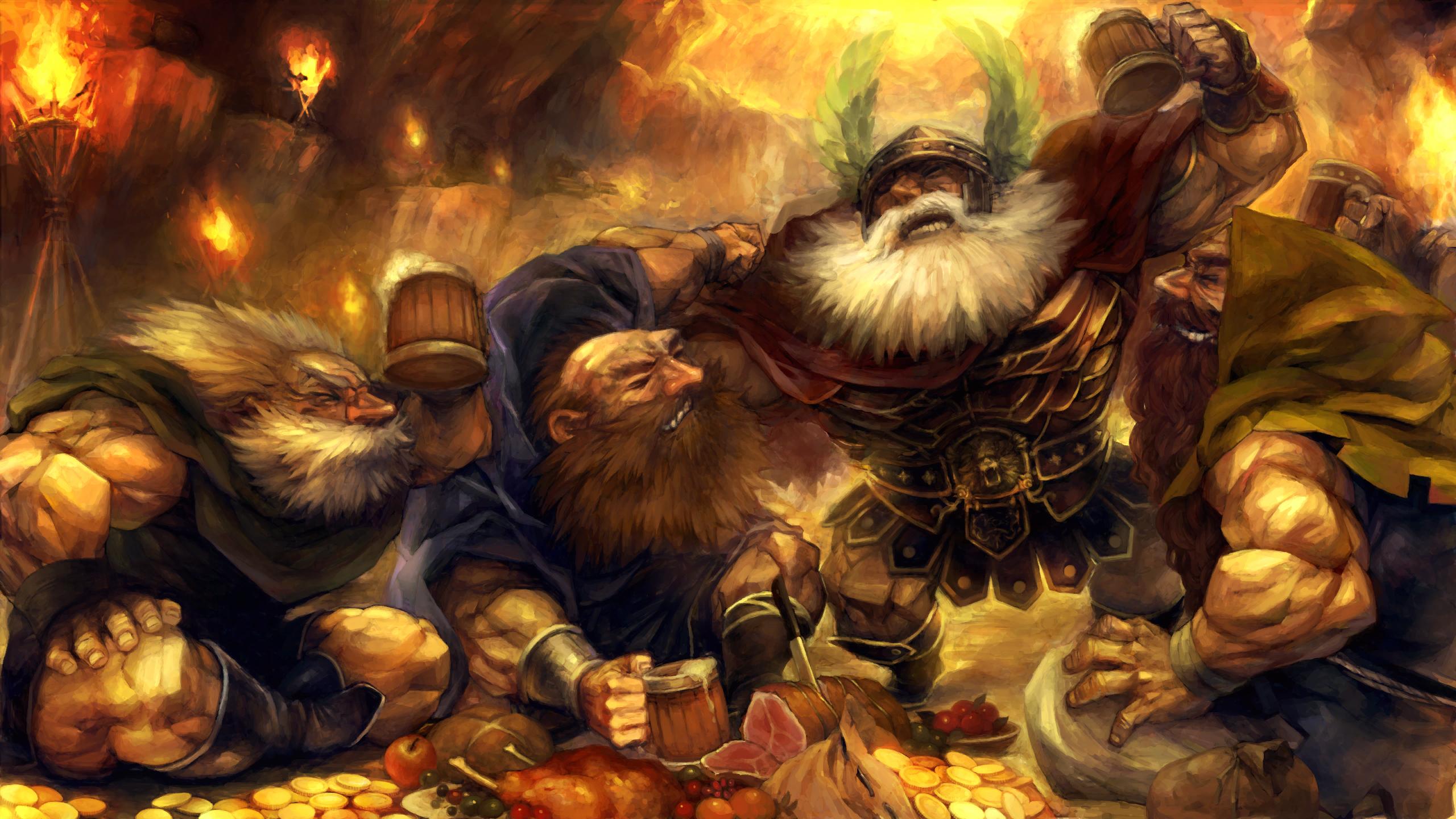 Dwarf Epilogue