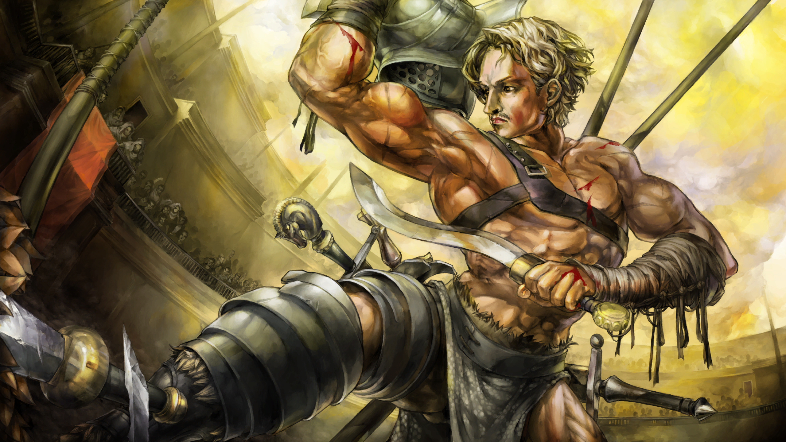Gladiator (art)
