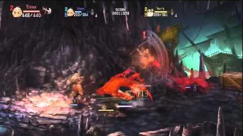 Dragon's Crown w commentary - (Amazon) Side Quest - Best of the Dead Ghost Ship Cove