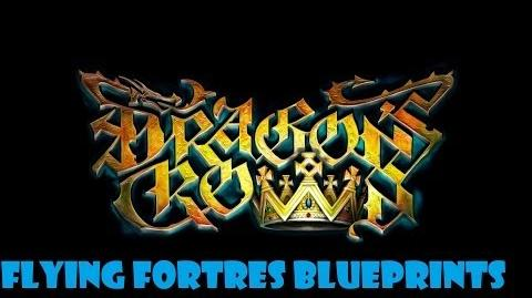 Dragons Crown Side Mission - Flying Fortress Blueprints - Ps3 and Xbox 360