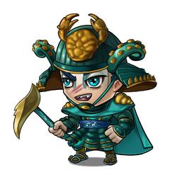 Tide Guard Heikegani