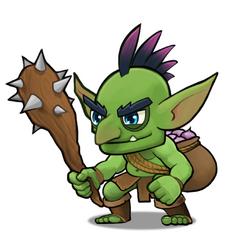 Cave Goblin
