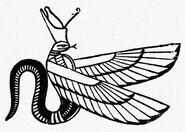 Winged Serpnet
