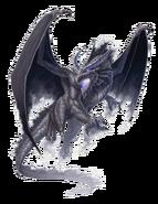 Shadow Dragon png