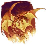 Hellfire Wyrm