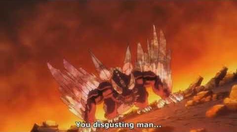 Natsu kills Animus