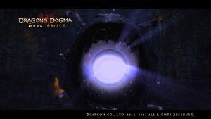 Dragon's Dogma - Gazer Beam01