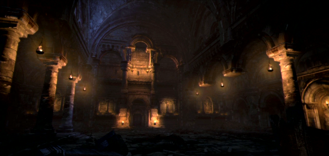 Forsaken Cathedral