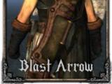 Blast Arrow