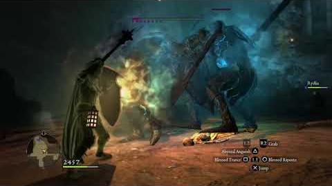 Dragon's Dogma Dark Arisen - Mystic Knight and Sorcerer Twinks vs Living Armors
