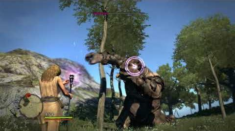 Dragon's Dogma - Proper Stripping of a Cyclops