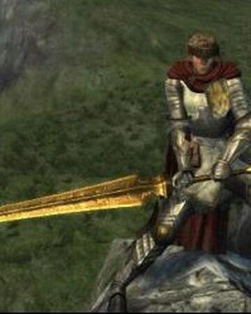 dragons dogma gold knight