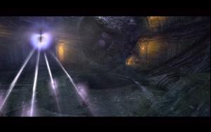 Gazer's Magick Cannon attack