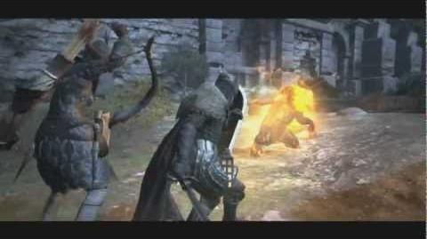 Dragon's Dogma Dark Arisen Enemy Trailer