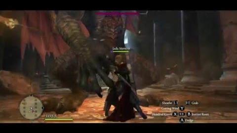 Magick Archer vs Daimon. Victory in 90 seconds.