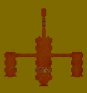 Everfall map template - cross
