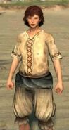 Arisen Female (Protagonist)