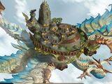 Dragon Colosse