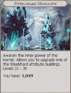 Steelshard Monolith