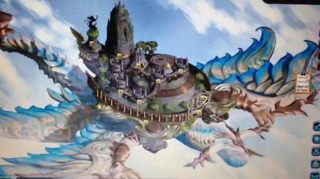 Colossus Dragon and The Lost City