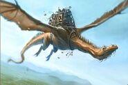 Dragon de transport