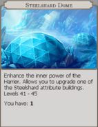 Steelshard Dome