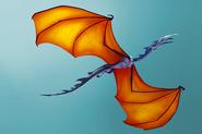 Dragon rapide de combat